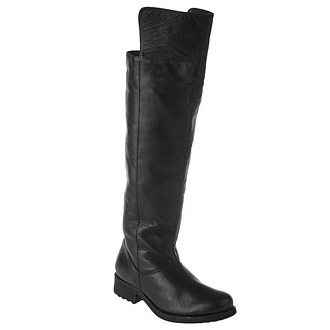Women's leather noots