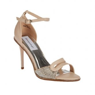 Women's sandals with strasses