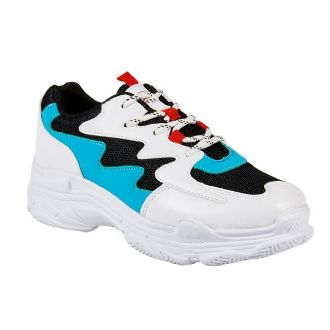 Women two-color sneakers